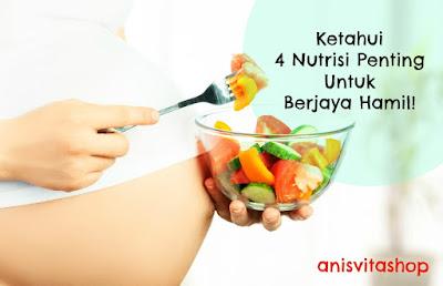 makanan untuk hamil