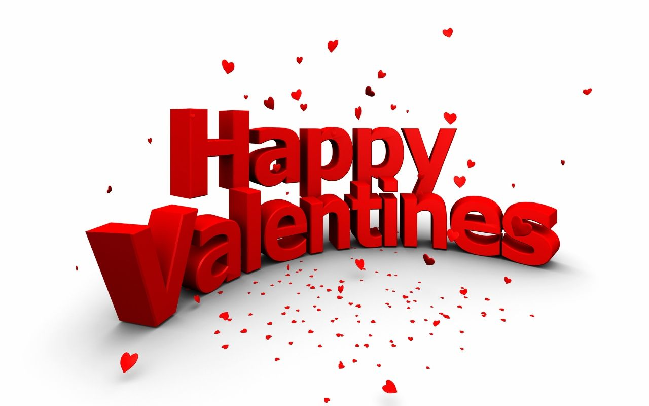 Happy Valentine's Day Greeting Wishes Hq Full Hd
