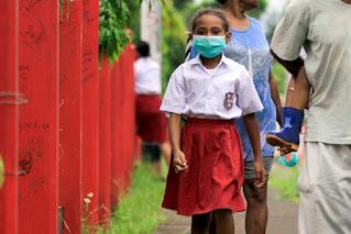 Corona Menggila, Ratusan Pelajar di Papua Positif Corona