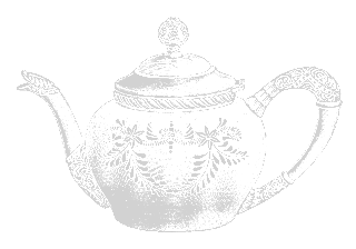 gray scale teapot digital image