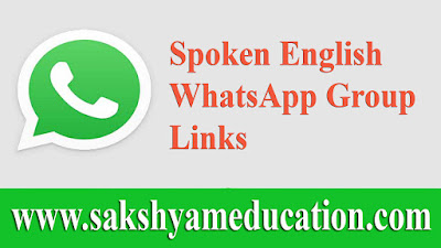 Spoken English WhatsApp Group Links