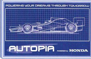 Autopia Drivers License Disneyland