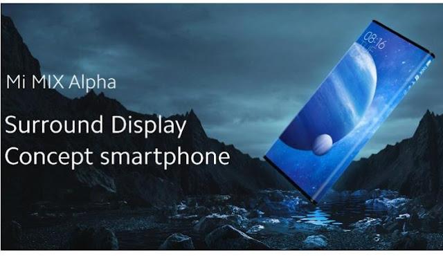Spesifikasi Lengkap Xiaomi Mi MIX Alpha Ber-Kamera 108MP Dengan Harga Rp40 Juta tomsheru.com