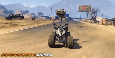 GTA V - Skin Troll Face (Add-On)
