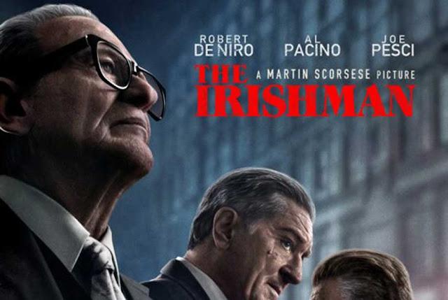 أباطرة أفلام الجريمة يعودون في فيلم The Irishman لمخرجه مارتن سكورسيزي - التريلر الرسمي