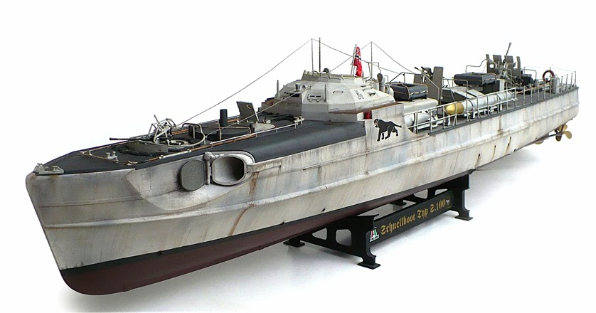 The Great Canadian Model Builders Web Page Typ E 100