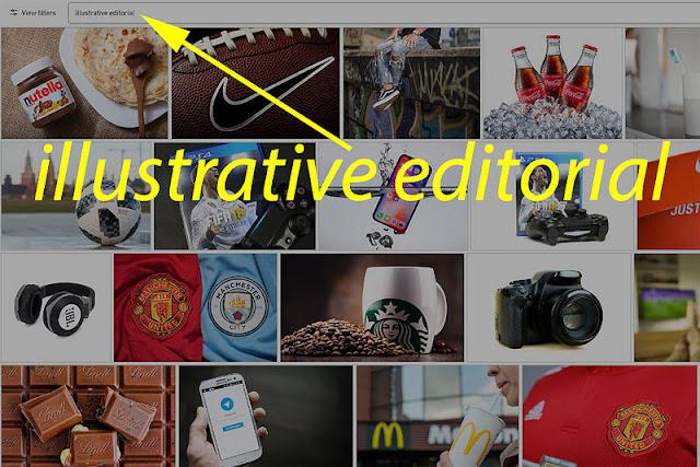 Cara upload foto yang terdapat logo di dalamnya ke Shutter Stock dan diterima