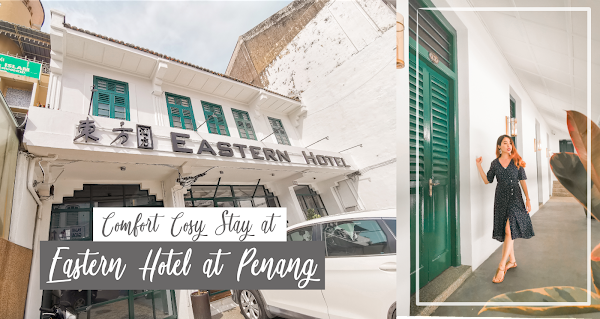 Eastern Hotel at Penang, Georgetown