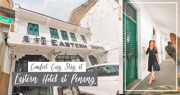 Eastern Hotel at Penang, Georgetown