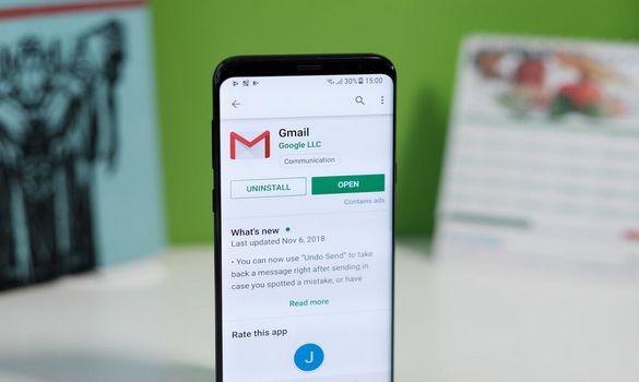 جوجل تضيف ميزة منتظرة في تطبيق جيميل !!