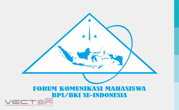 Logo FKM BPI/BKI Se-Indonesia Biru - Download Vector File SVG (Scalable Vector Graphics)