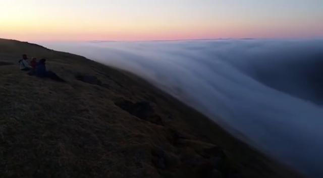 Prirodni fenomen slijepa magla