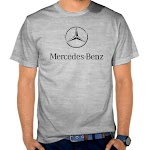 Kaos Distro Keren Mercedes Benz SK67 Asli Cotton