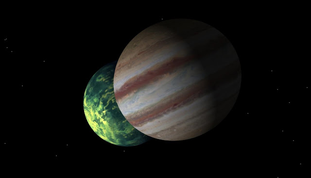 A billion or more Jupiter-like worlds in our galaxy