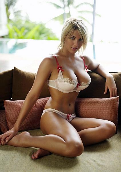 Hot Girl with Big Natural Tits