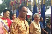 Gubernur DKI Jakarta Anies Baswedan, Hadiri Perayaan Festival Pecinan 2019 di Glodok