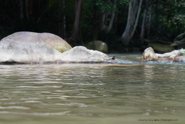 Air terjun Teladas,Air Terjun Di Maran