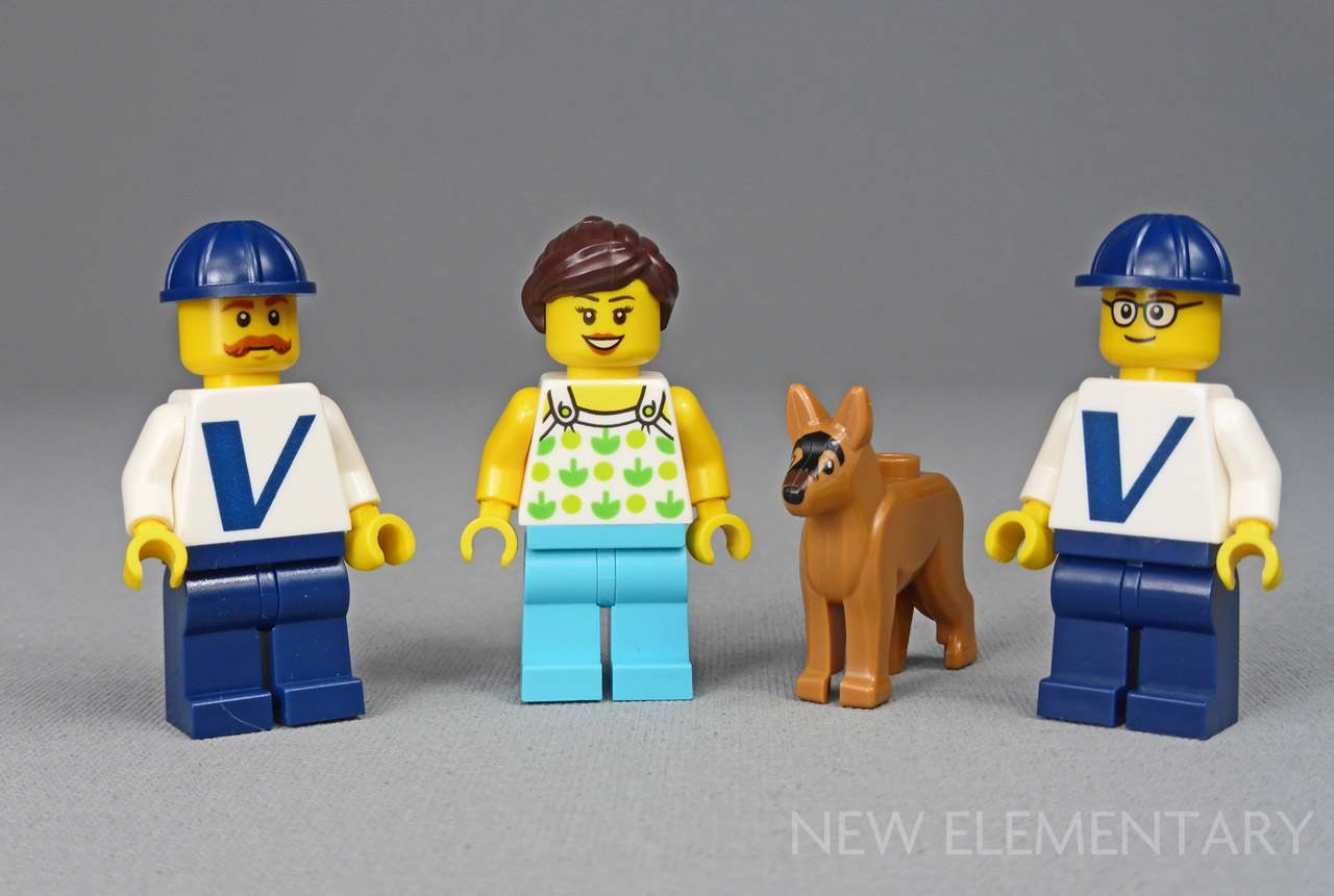 LEGO® Creator Expert 10268 Vestas Wind Turbine | New