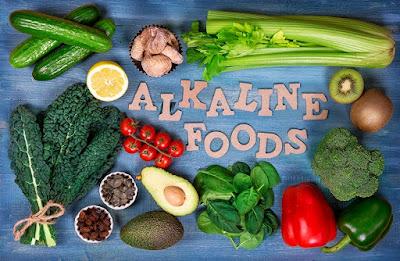 Manfat Makanan Alkalizing Untuk Membantu Mengobati Gonore