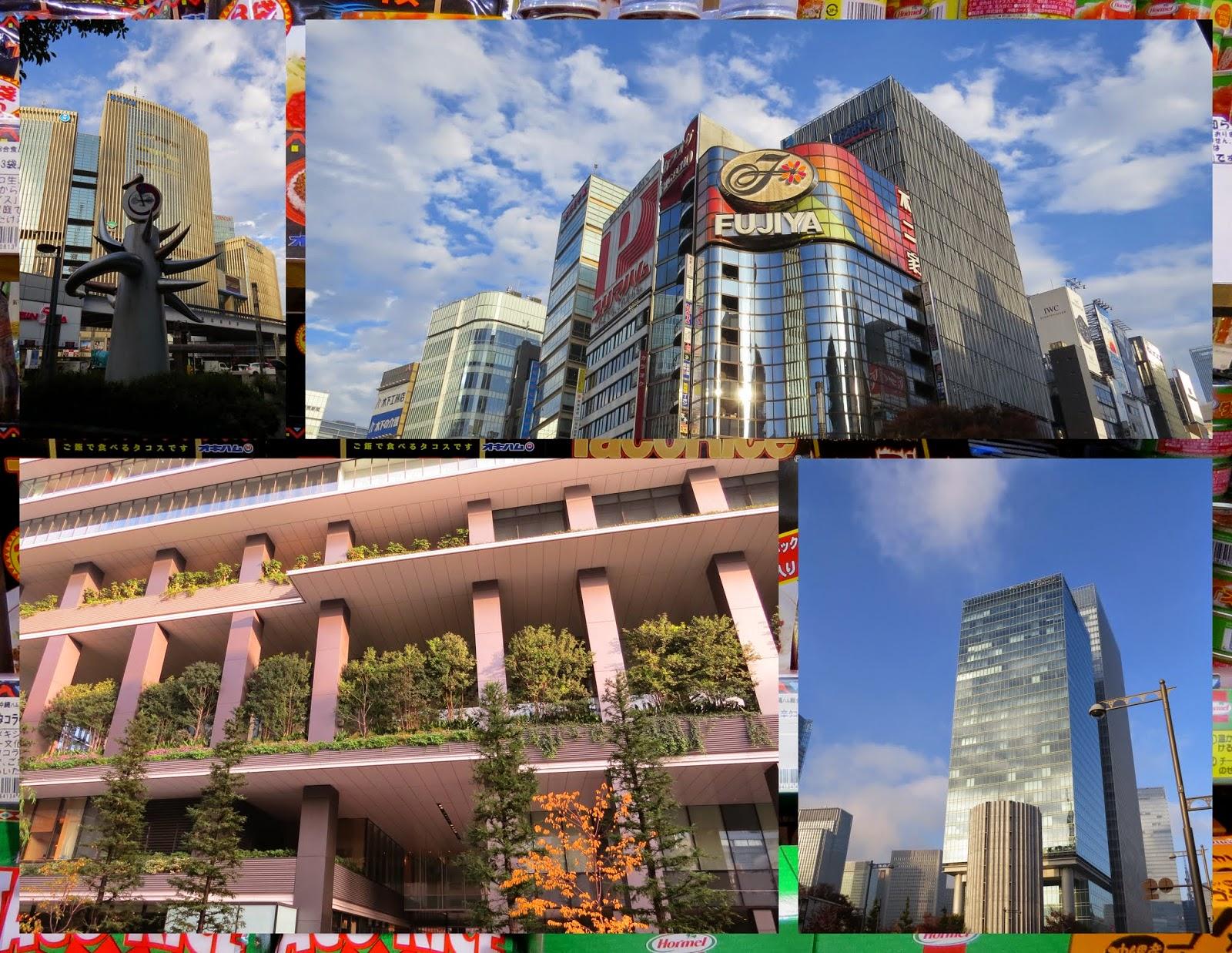 Tokyo in 10 Neighborhoods - Ginza