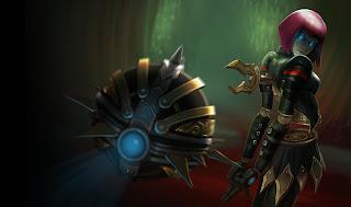 Bladecraft Orianna Skin