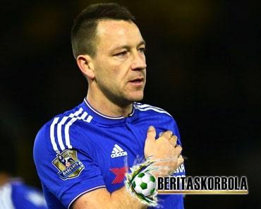 Berita Skor Bola – John Terry Chelsea Sempat Berduka Kehilangan Mourinho