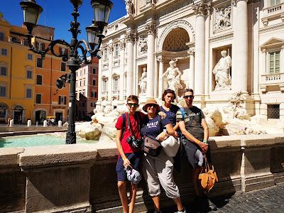 domani andiamo a...Roma