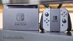 Nintendo Switch, une mise à jour prévu l'année prochaine