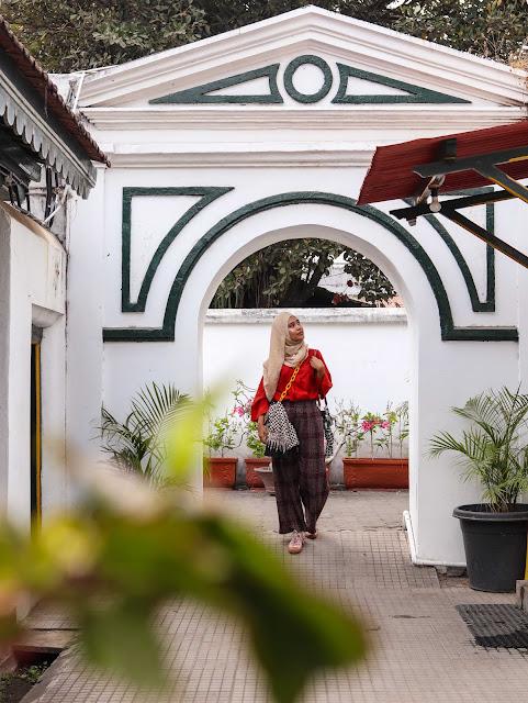 Wisata Heritage Jogja-Keraton Ngayogyakarta