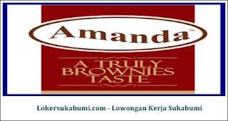 Lowongan Kerja Amanda Brownies Sukabumi Terbaru 2021