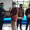 Dua Rumah Sakit Mitra BPJS Kesehatan Cabang Tondano Terima Penghargaan