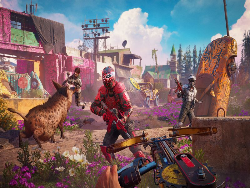 Far Cry New Dawn PC Game Free Download
