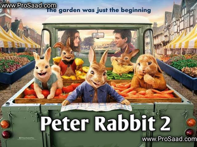 Peter Rabbit 2 Download full Movie in Hindi Dubbed