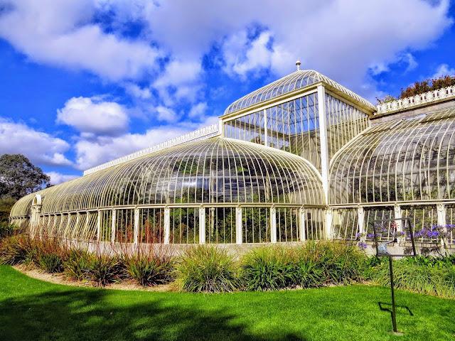 Best Dublin Walks: Victorian Greenhouse at the National Botanic Gardens
