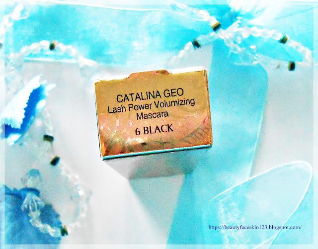 Catalina Geo Lash Power Volumizing Mascara