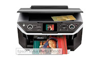 Epson Stylus Photo RX680 Drivers Download & Manual