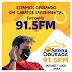 Em caráter experimental, está no ar a Rádio Serra Dourada 91.5 FM