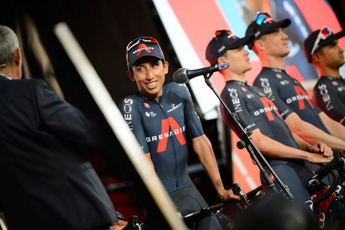 Héroes de la Vuelta a España: Egan Bernal