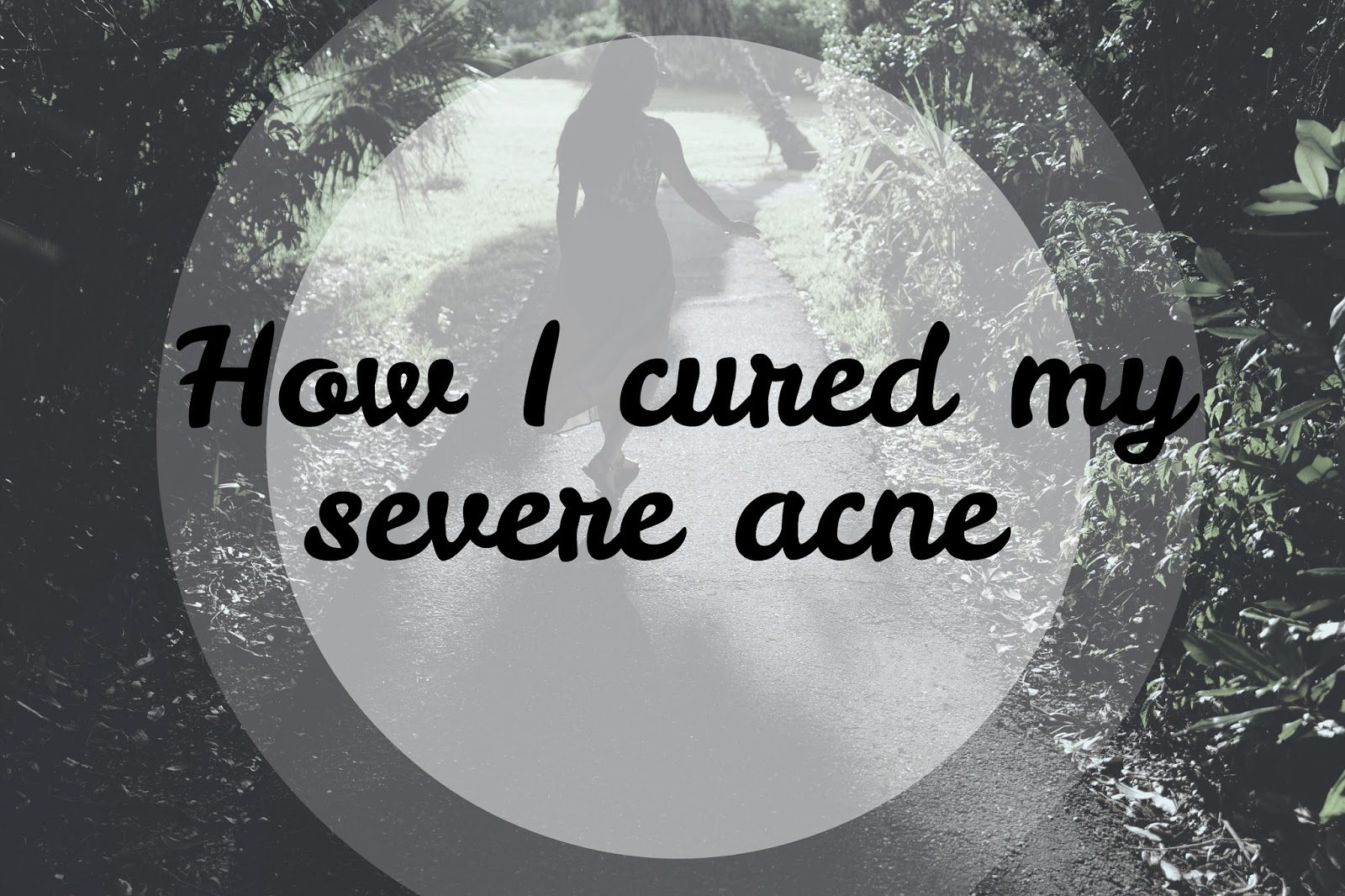 how to cure severe hormonal acne