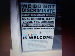 Do Not Discriminate