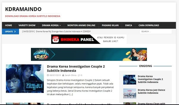 situs download film korea romantis terbaru
