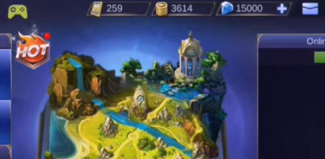 Download APK 15.000 Diamond Mobile Legends Gratis