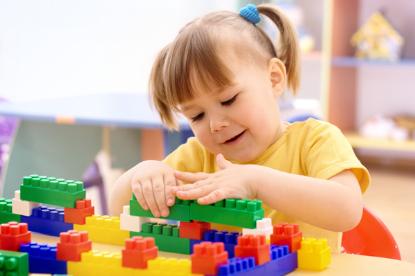 A Learner 39 S Diary Building Block Play Helping Build