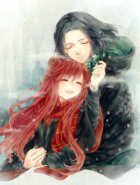 severus and lily - photo #11