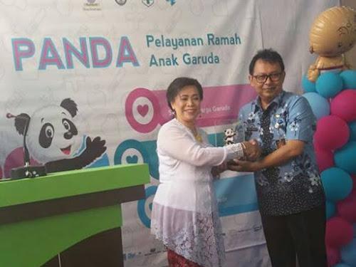Panda layanan Puskesmas Garuda