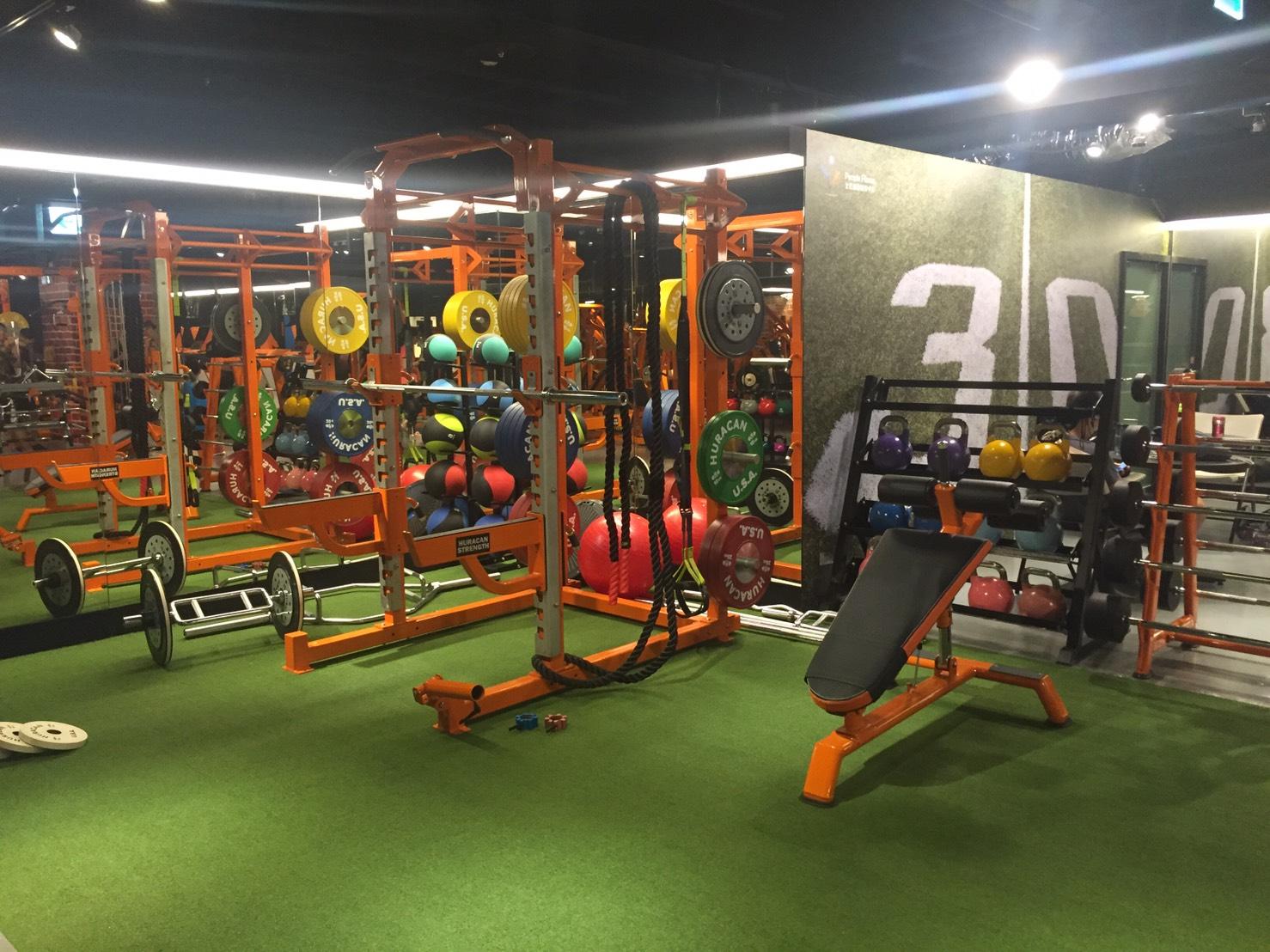 全民運動健身中心全新開幕