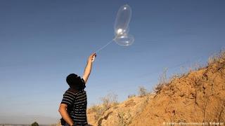 حدوث احتراقان في احد مستوطنات غلاف غزة احاهما كبير (الحريق)