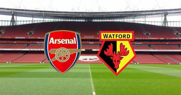 Susunan Pemain Arsenal vs Watford - Liga Inggris Minggu 11 Maret 2018