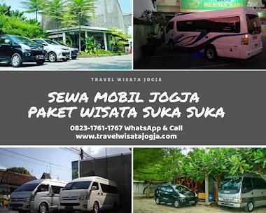 Rental dan Sewa Mobil Jogja (350rb Mobil + Driver / Hari)