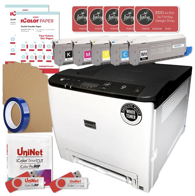Uninet iColor 560 Bundle